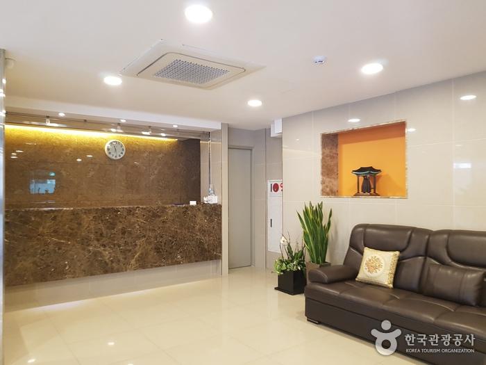 ニューエムホテル[韓国観光品質認証](뉴엠호텔 [한국관광품질인증/Korea Quality])