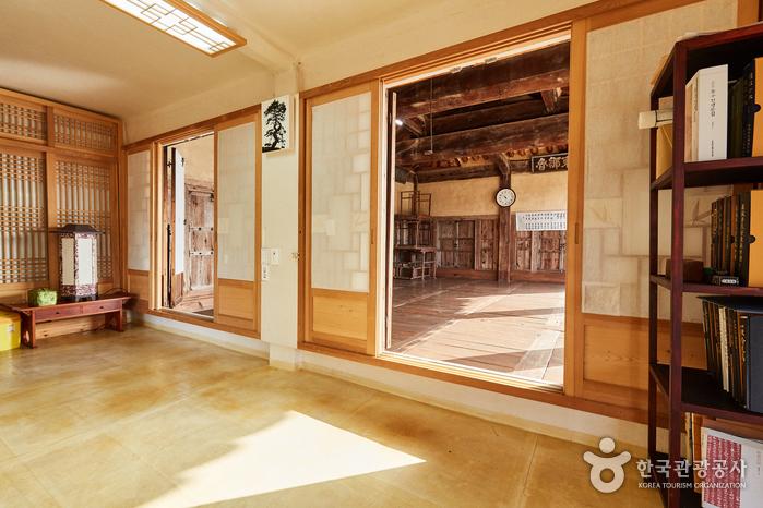 老松亭宗宅(退渓生家)[韓国観光品質認証](노송정종택(퇴계생가)[한국관광품질인증제/ Korea Quality])