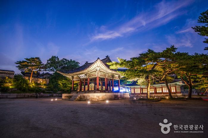 Дворец Чхангёнгун (창경궁)6