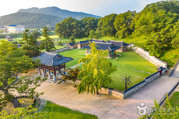 Festung Haemieupseong (서산 해미읍성)