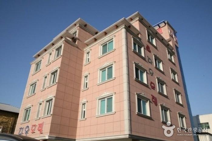 Dawoo Motel [Korea Quality] / 다우모텔 [한국관광 품질인증/Korea Quality]