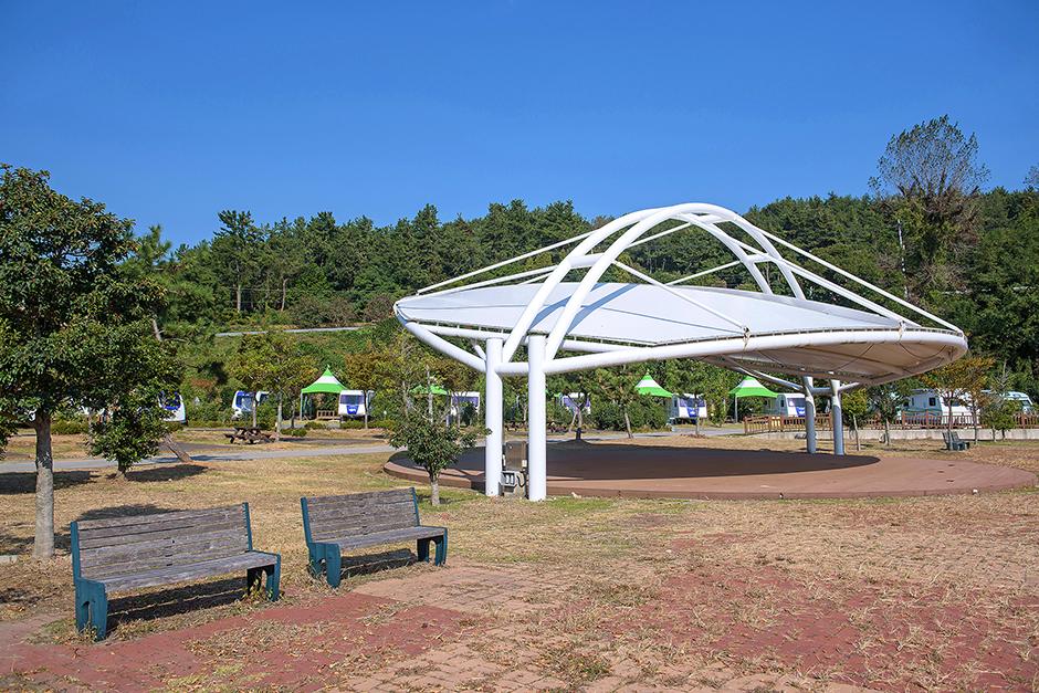 율포오토캠핑장