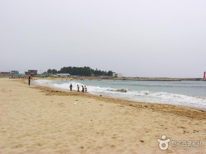 봉수대해변
