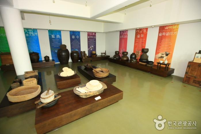 Traditional Liquor Museum Sansawon (전통술박물관 산사원)