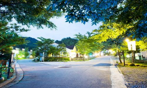 Pyeongchang hyundai village - Goodstay (평창현대빌리지[우수숙박시설 굿스테이])