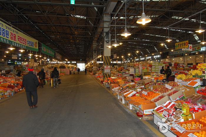 水原農水産物卸売市場(수원 농수산물도매시장)