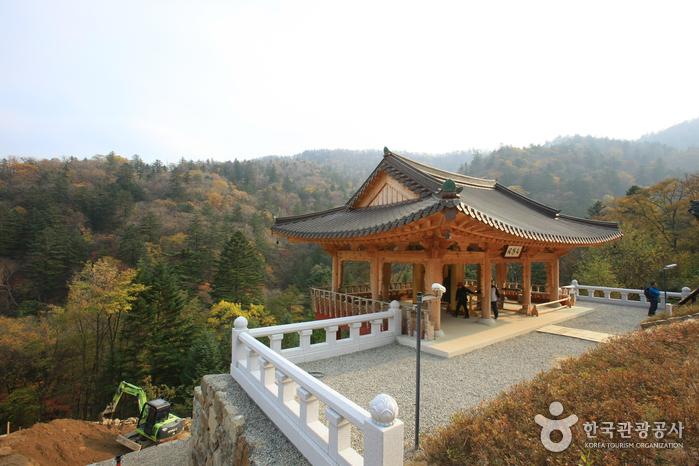 Sangwonsa Temple (상원사(오대산))
