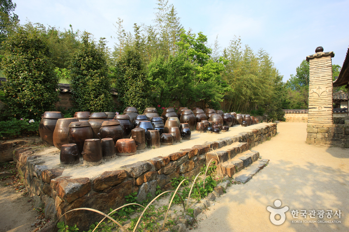 Casa del Aristócrata Choi (최참판댁)15