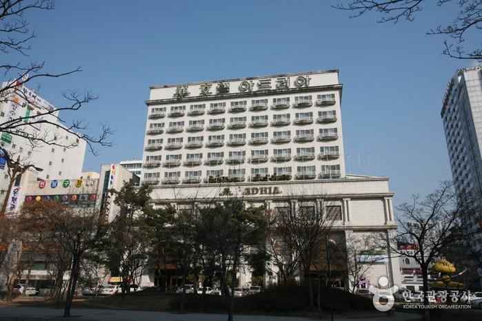 Hotel Adria (호텔 아드리아)