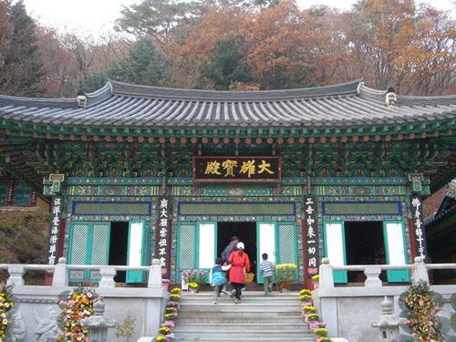 Huibangsa Temple (희방...