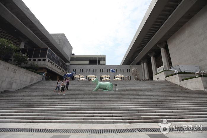 世宗文化会馆(세종문화회관)