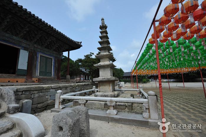 Gochang Seonunsa Temple (선운사 (고창))