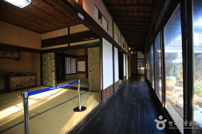 Японский традиционный дом в Кунсане (Дом Хироцу) / (군산 신흥동 일본식가옥(히로쓰 가옥)) 13