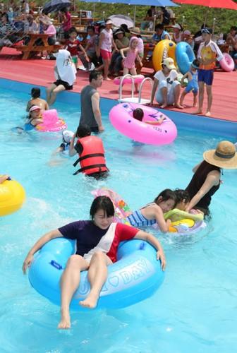 물의나라 화천 쪽배축제 2014