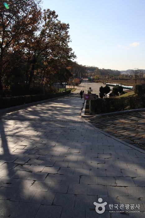 [Ganghwa-Wanderweg Route 2] Weg der nationalen Verteidigung ([강화 나들길 제2코스] 호국돈대길)