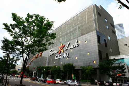 Seven Luck Casino - Seoul Gangnam (세븐럭카지노(서울강남점))