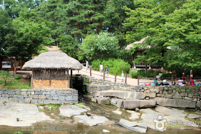 Oeam Village (외암마을)