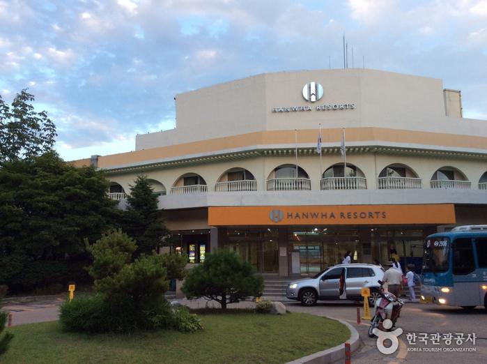 Hanwha Resort Yongin Besancon (한화리조트 용인 베잔송)