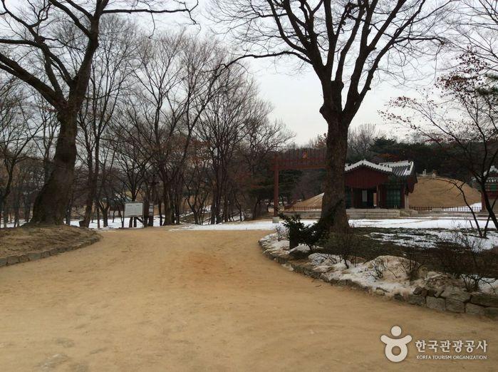 서울 영휘원(순헌황귀비)과 숭인원(이진)