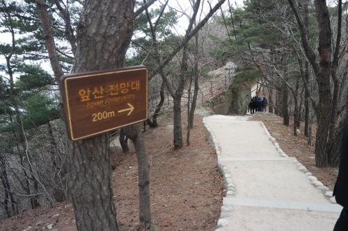 Парк Апсан в городе Тэгу (대구앞산공원)15