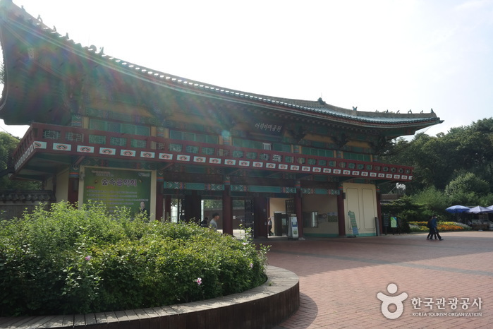 Großer Kinderpark (어린이대공원)