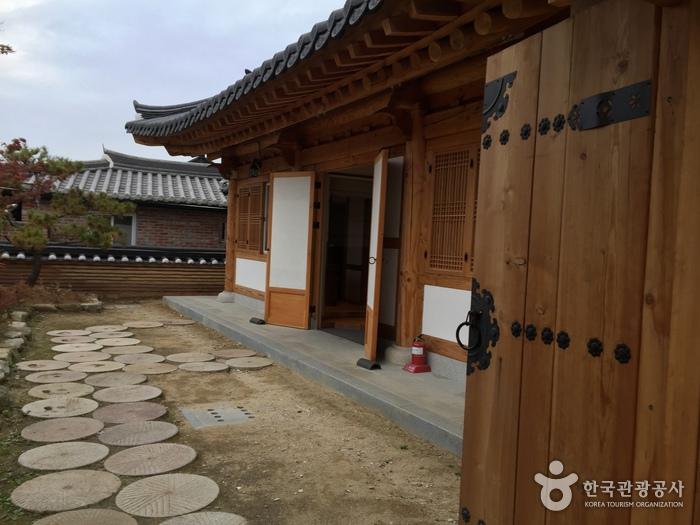 全州传统韩纸园(전주전통한지원)