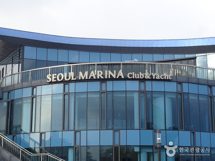 Яхт-клуб Seoul Marina6