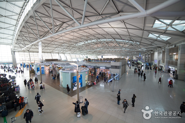Incheon International Airport Official Korea