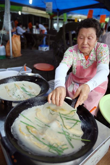 Культурный фестиваль имени писателя Ли Хё Сока в Пхёнчхане (평창효석문화제)18