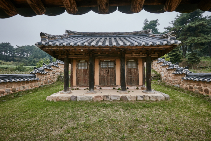 광산김씨 유일재고택