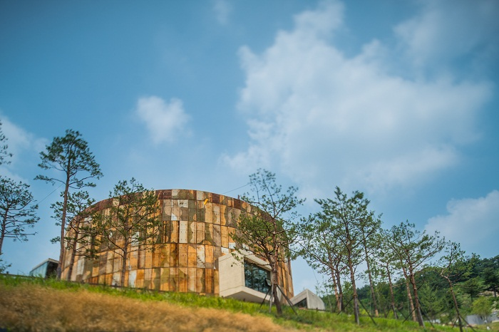 Mapo Oil Tank Culture Park (마포 문화비축기지)