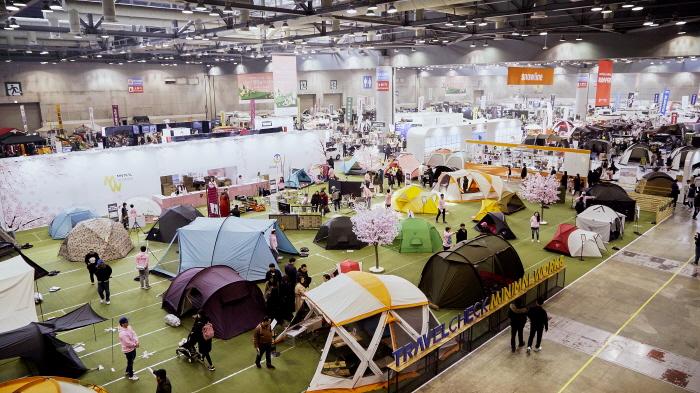 캠핑&피크닉페어 SUMMER MARKET 2019