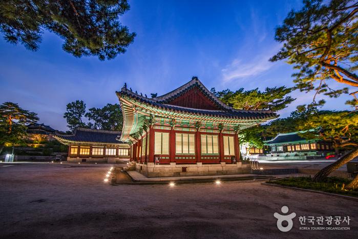 photo about Changgyeonggung Palace