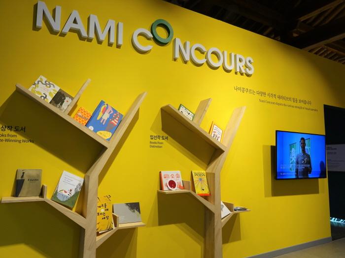 나미콩쿠르 수상작 展 2020