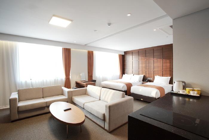 강원_강릉_(주)강릉씨티호텔_Suite City Suite02