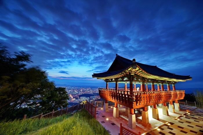 식장산(식장산 문화공원)