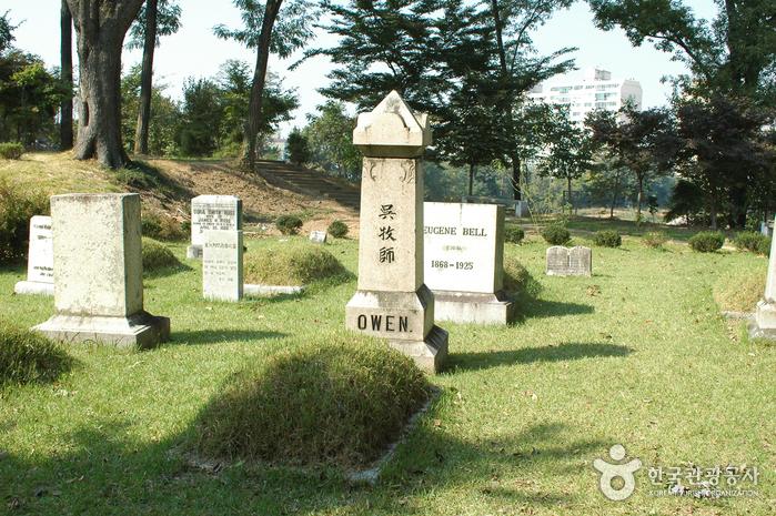 Yangnim-dong Missionary Cemetery (양림동 선교사 묘지)