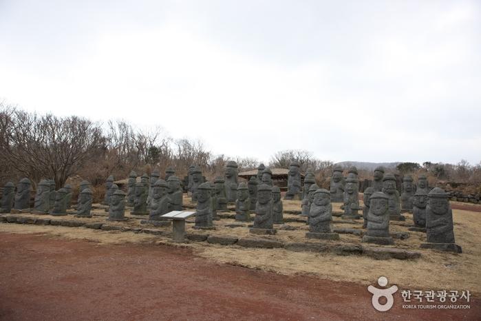 제주돌문화공원 사진5