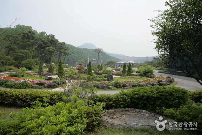 The Botanical Garden BCJ (Byeokchoji) ( )
