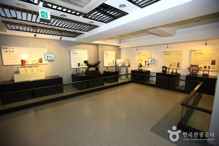 Музей времени в Чондончжине (정동진시간박물관)