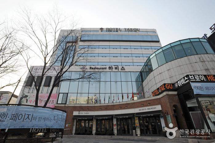 Hotel Taegu (뉴대구호텔)