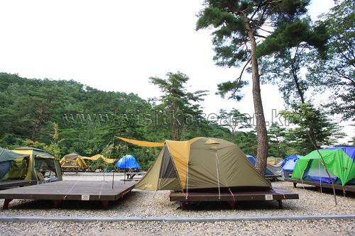 Geombongsan Natural Recreation Forest (검봉산자연휴양림)