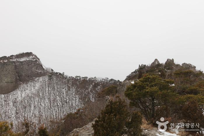 禅雲山(全北西海岸圏国家地質公園)(선운산(전북 서해안권 국가지질공원))