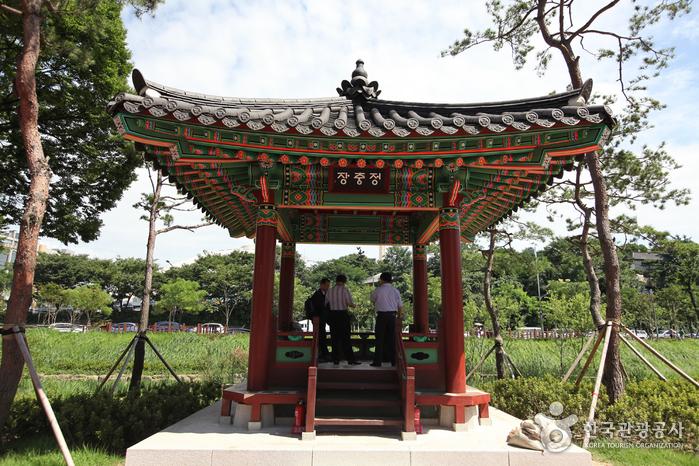 Парк Чанчхундан (장충단공원)9