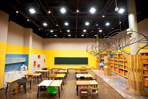 Детский музей провинции Кёнги-до (경기도어린이박물관)9