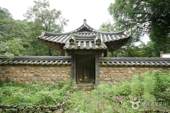 慶州 悠然亭(경주 유연정)