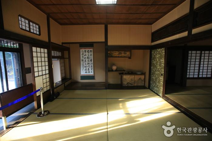 Японский традиционный дом в Кунсане (Дом Хироцу) / (군산 신흥동 일본식가옥(히로쓰 가옥)) 12