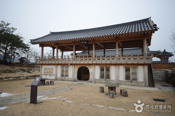 Baesangmyeon Rice Liquor Brewery (배상면주가)