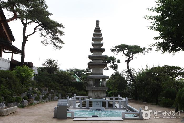 Храм Кильсанса (길상사(서울))5