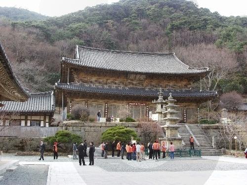 Hwaeomsa Temple (화엄사)